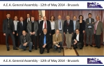 AEA General Assembly - 12th of May 2014